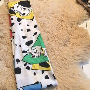 Handmade 101 Dalmatians Infinity Scarf Disney